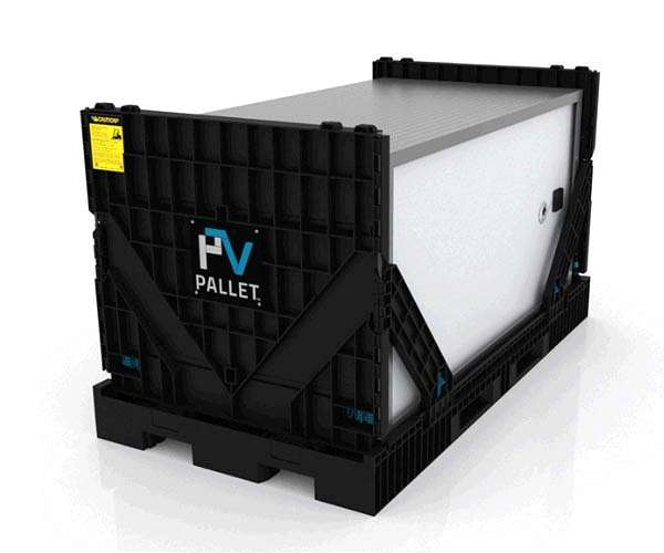PVpallet is ready to rethink solar shipping with game-changing solution