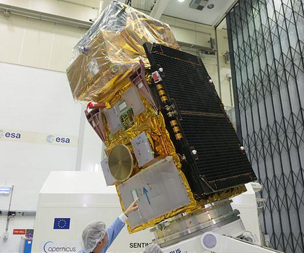 Airbus completes integration of 3rd Copernicus Sentinel-2