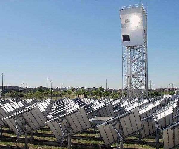 SUN-to-LIQUID produces solar kerosene from sunlight