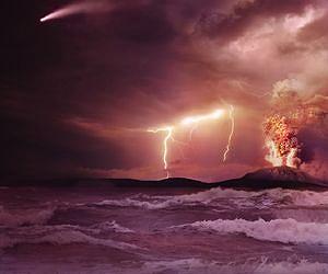 Vật chất tối gây nên tuyệt chủng và biến động địa chất?