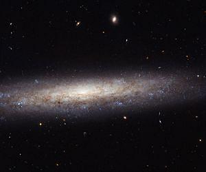 Vòng xoắn của bụi trong chòm sao Virgo