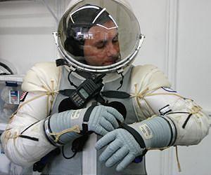 FFD Spacesuit