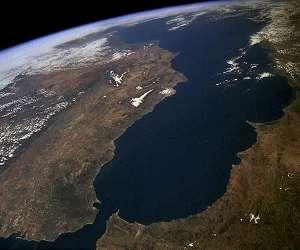 gibraltar arc mediterranean sea lg