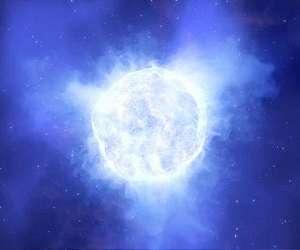 illustration luminous blue variable star kinman dwarf galaxy lg