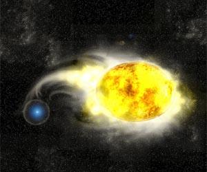 Supernova có thể có ở sao siêu khổng lồ vàng