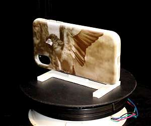 uv light projected objects coated light activated dye alter reflective properties images lg