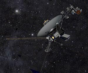 Voyager 1 tiến vào không gian liên sao