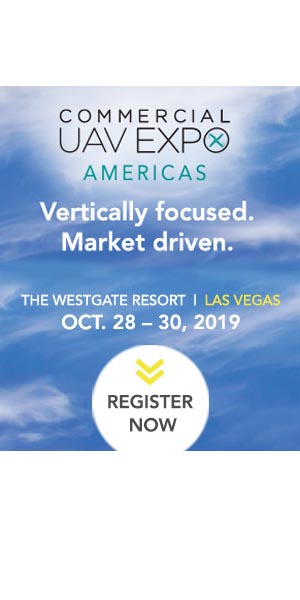 Commercial UAV Expo Americas, October 28-30, Las Vegas