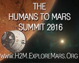 Human 2 Mars Conference May 17-19 2016 - Washington DC