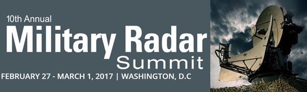 Military Radar Summit 2017
