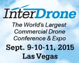 The World's Largest Commercial Drone Conference and Expo - Sept 9 - Las Vegas