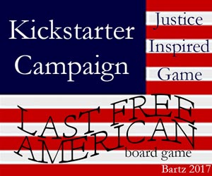 The Last Free American Board Game