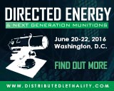 Directed Energy And Next Generation Munitions - 20-22 June - Washington DC