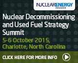 Nuclear Decommissioning And Used Fuel Market 2015