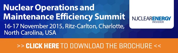 Nuclear Operations and Maintenance Efficiency Summit USA 2015