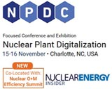 Nuclear Plant Digitalization Conference - Nov 15-16 - Charlotte NC USA