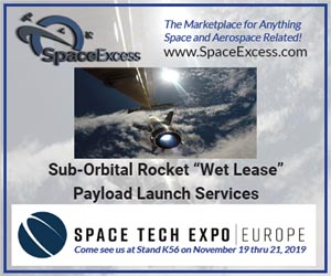 The online marketplace for anything space and aerospace related