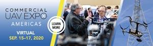 Virtual Commercial UAV Expo Americas, Sep 15-17